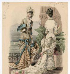 Women 1879, Plate 067 :: Costume Institute Fashion Plates