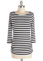 Posh Patisserie Top   Mod Retro Vintage Short Sleeve Shirts   ModCloth.com