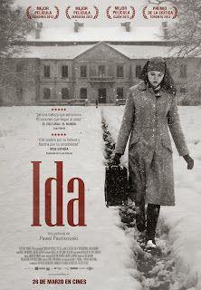 """Cuéntame una historia: """"Ida"""": 27º Premio del Cine Europeo"""