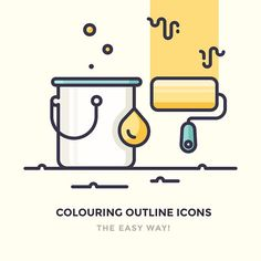 In tomorrows newsletter i'll be writing about my icon coloring