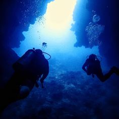 What a memory of my first cave dive ever.