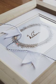 Welcome White and Brown Metallic Illustrated Wreath 8x10 Fine Art Print Handlettered Cursive Wall Decor Print by bellesandghosts on Etsy https://www.etsy.com/listing/209109859/welcome-white-and-brown-metallic