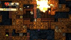 Spelunky is a fascinating, deep game. Though I've played little of it, I appreciate from afar; I've heard several game designers espouse love for its brilliant mix of simple approaches to complex situations, and over the years I think the conversation on it has subsided, but...