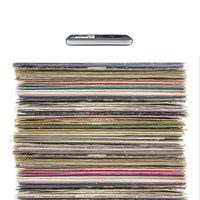 The Capacity of an iPod Visualized as Vinyl