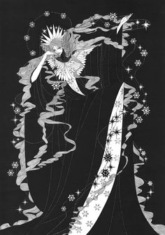 The Ice Maiden by Marina Mika