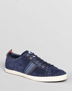 Paul Smith Osmo Suede Sneakers | Bloomingdale's
