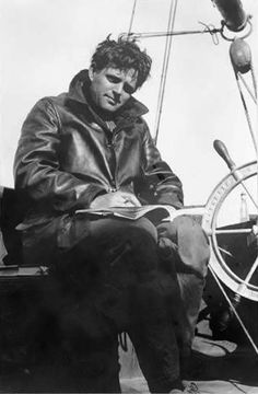 """Jack London (1876 – 1916) is best known for his books The Call of the Wild, White Fang, and The Sea-Wolf, and a few short stories, such as """"To Build a Fire"""" and """"The White Silence."""""""