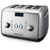 Found it at Wayfair - 4-Slice Toaster with Motorized Lift
