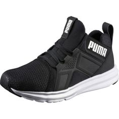 Puma Women's Enzo Metallic Running Shoes (Black, Size 11) - Women's Athletic Lifestyle Shoes at Academy Sports