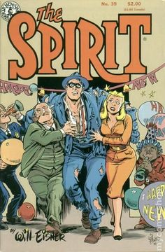The Spirit Issue #39