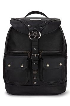 Ritual Ring Backpack [B]   KILLSTAR