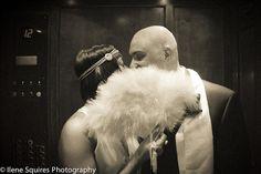 Harlem Renaissance Wedding Apparel | ... Photography: Erika & Donald's Harlem Renaissance Wedding | Sneak Peak