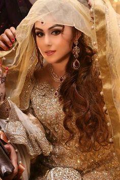 32 Best Pakistani Bridal Wedding Hairstyles Images On Pinterest