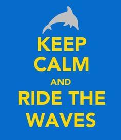 Deltas love dolphins.