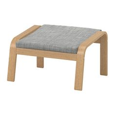 POÄNG Footstool IKEA You can use the footstool together with POÄNG armchair to sit in an even more comfortable and relaxed position.
