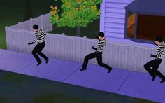 """Lock your doors and invest in an alarm system, especially when the burglar parade is in town 