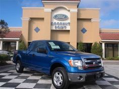 2013 Ford F150, 14,006 miles, $27,327.