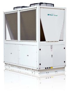 commercial heat pump in Wotech