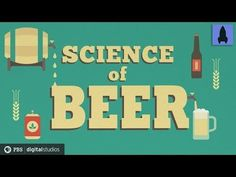 Watch the Science Behind Beer Making - Video Interlude - Eater National Home Brewery, Home Brewing Beer, Homebrew Recipes, Beer Recipes, Liquor List, Beer Commercials, More Beer, Brewing Equipment, Wine Cocktails