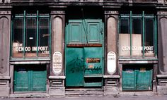 "Saatchi Online Artist Daniel Heikalo; Photography, ""Cenco store-Place Youville-Montreal"" #art"