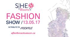 Join us in for a Tribute to Mom!  Tickets:  Regular: $65 per adult | Children: $25 (kids 10 and under)  Guests will enjoy a Cocktail Reception, Elegant Brunch Buffet, Refreshments, Silent Auction, Prizes, Gift Bags and much more – with monies raise from this event will directly benefit After Breast Cancer. The special event also includes an all-star cast line-up of supporters including Christine Bentley, just to name a few.  For more information, please call Alicia Vianga at 416-560-3835.
