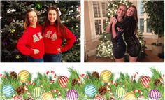 ❉✬❉ sorority christmas traditions just for big & littles! | sorority sugar