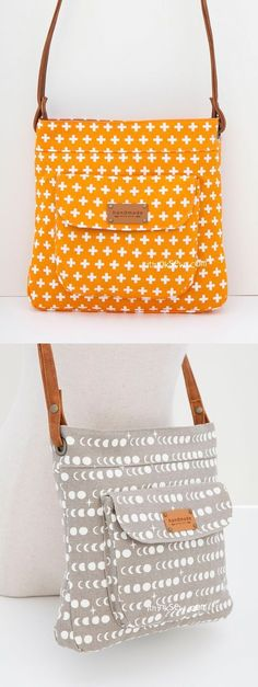 Jeannie Bag PDF Pattern - ithinksew.com