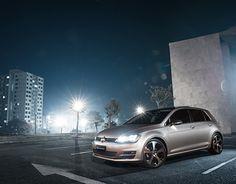 "VW Golf MK7 GTI - automotive photography Check out new work on my @Behance portfolio: ""VW Golf MK7"" http://be.net/gallery/38608977/VW-Golf-MK7"