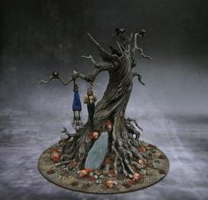 Hanging tree. #Malifaux