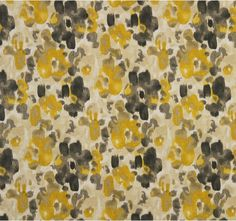 Table runner and/or kid's table cloth fabric: LANDSMEER-CITRINE, Dwell Studio Modern Thanksgiving