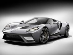 New Ford GT 2017