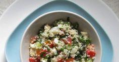 """""""Anya, ez isteni!..."""", avagy Gabojsza konyhája: Mediterrán kuszkusz saláta (tabbouleh)"""