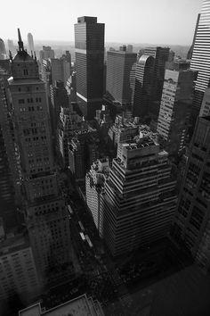 NYC. Exuberant architecture