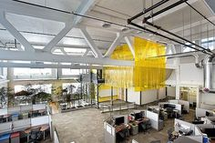 Google Pittsburg Office.  See that yellow thing? You'll find out why it's awesome in the next slide.