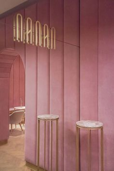 Wrocławs new plush pink patisserie is the sort of magical spot where decadent fairytales come true...