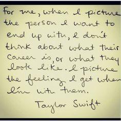 Taylor is genius.