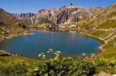 St. Bernard's Pass, Switzerland/Italy
