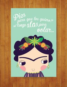 #cuadrosdecorativos #fridakahlo Foto Flash, Frida Kahlo Tattoos, Skull Tattoo Flowers, Mexico Art, Mural Wall Art, Mexican Party, Tropical Vibes, Alice, Cute Images