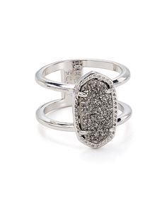 """Kendra Scott Elyse Cocktail Ring 