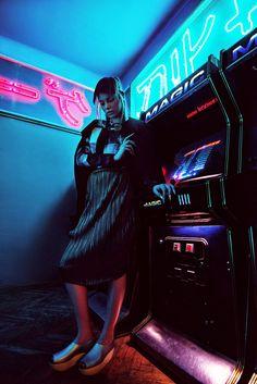 Berta at Attractive Model Agency by Edina Csoboth