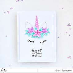 Pinkfresh Magical Unicorn | Erum Tasneem | @pr0digy0