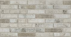 BRICK by GIO Floor & Wall Tile #porcelaintile #commercialtile
