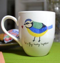BIRD MUG - Benvenuto su GratioCafe shop!
