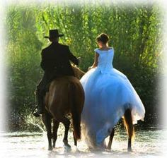 Country Wedding Dresses on Location Ideas On Where To Hold Western Style Weddings Western Style