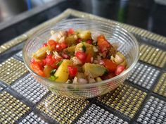 Sweet Potato Salad - Healthy and Delicious