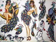 plantilla tattoos