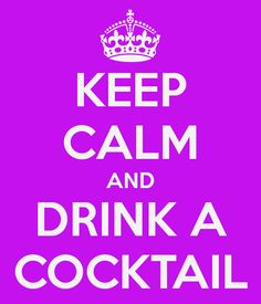 cocktail or drink signs - Google Search