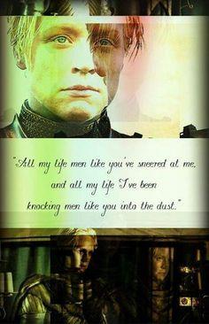 Brienne of Tarth ~ Game of Thrones Fan Art
