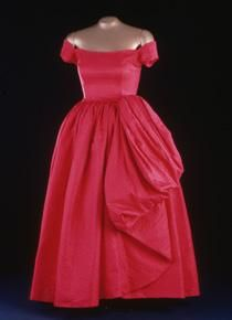 First Ladies' Fashions | National Museum of American History - Marnie Eisenhower