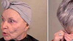 Seventy-eight-year-old woman gives herself a sultry makeover and looks decades younger Tony Robbins, Love Makeup, Hair Makeup, Image Center, Beauty Habits, How To Apply Makeup, Looking Stunning, Old Women, Minneapolis